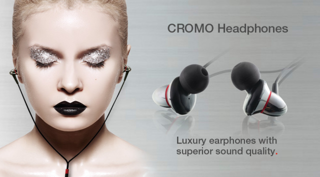 CROMO Headphones